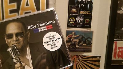 Billy Valentine   Brit Eyed Soul Cd  Sons Of Anarchy Voice  Stones Lennon Clash