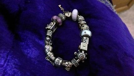 Wanted: Genuine Pandora brackets with charms