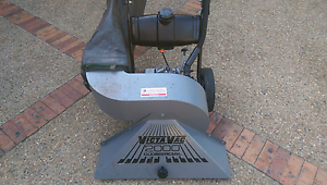 VICTA VACUUM VAC 2000 COMMERCIAL OUTDOOR CLEANER Mount Colah Hornsby Area Preview