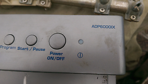 Whirlpool dishwasher ADP6000IX parts Semaphore Port Adelaide Area Preview
