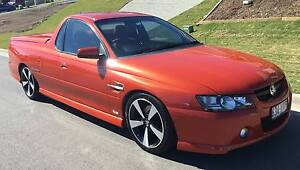 2006 SS THUNDER VZ Holden Commodore Ute Pimpama Gold Coast North Preview