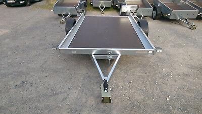 Multitransporter kippbar PKW Anhänger GN152 Trailer 750 kg Neptun N7