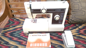 JANOME SEWING MACHINE Subiaco Subiaco Area Preview