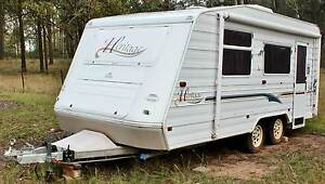 2002 Jayco Heritage Morisset Lake Macquarie Area Preview