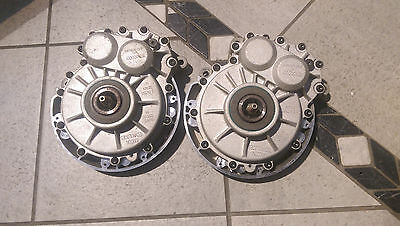 One pair Segway Gen-1 gearboxes in a great condition. Could be used on i2/x2