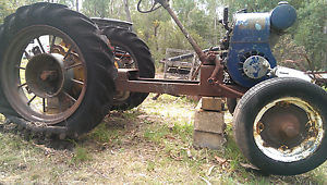 Gunsmith Tractor Buchan East Gippsland Preview
