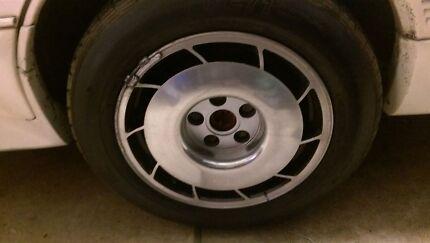 Corvette wheels St Clair Penrith Area Preview