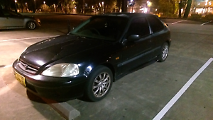 Honda civic 1999 Rooty Hill Blacktown Area Preview