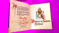 Original Manuscript Of Genealogy Family Seyfried, Authentic With Drawings 1890 -  - ebay.es