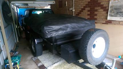 2010 off road camper trailer