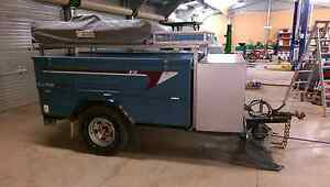 Camper Trailer Winkie Berri Area Preview