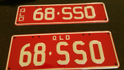 Number Plate  Little Mountain Caloundra Area Preview