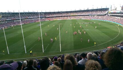 Dockers v's Melbourne Tickets x 4 Bull Creek Melville Area Preview