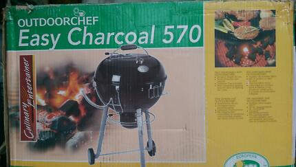 Outdoor Chef, Easy Charcoal BBQ & Kit Asquith Hornsby Area Preview