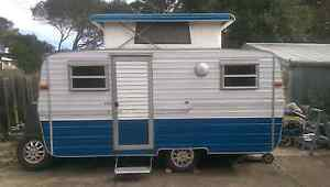 Millard caravan 1978 pop top Safety Beach Mornington Peninsula Preview