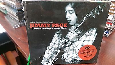 Jimmy Page No Introduction Necessary Cd [Deluxe Edition] J.p.jones & J.bonham
