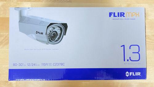 FLIR C237BCP 720P 1.3MP Megapixel Coax MPX 960H Analog Motorized Bullet Camera