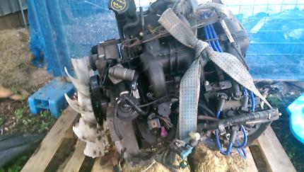 2005 Ford courier 4.0L v6 engine