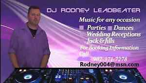 Experienced DJ available.
