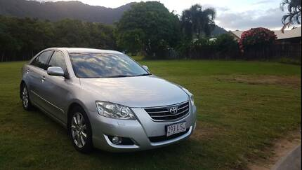 immaculate 2007 Toyota Aurion Presara (Top of the range) Edmonton Cairns City Preview