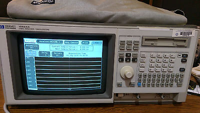 Hp Agilent 1662as Logic Analyzer 250 Mhz Oscilloscope Wdisk