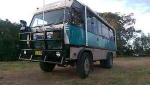 4WD bus Motorhome (GO ANYWHERE!) Bli Bli Maroochydore Area Preview
