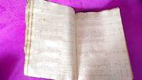 Rarissima Llibreta Catalana De Comptes 1488-1555 -  - ebay.es