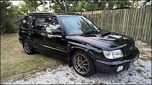 2002 Subaru Forester Wagon - lots of quality work. Read list Coorparoo Brisbane South East Preview