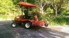 Kubota 72 inch lawn slasher ride on mower low hrs Kilsyth Yarra Ranges Preview