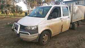 VOLKSWAGEN transporter my12 Rosevale Ipswich South Preview