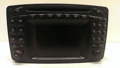 Original 2006 Mercedes Benz CLK500 W 209  Radio Navigation unit A 203 827 48 42 online kaufen