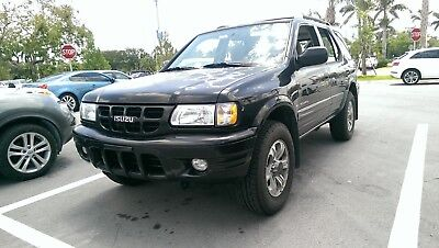 2001 Isuzu Rodeo LS 2001 Isuzu Rodeo