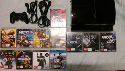 Ps3 backwards compatible 24 games Sony PlayStation 3 St Marys Penrith Area Preview