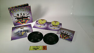 BRAND-NEW-SEALED-The-Beatles-Magical-Mystery-Tour-Deluxe-Collectors-Edition