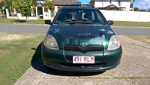 1999 Toyota echo Arundel Gold Coast City Preview