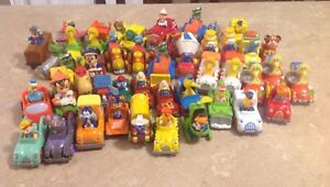 Collectable die cast Sesame Street