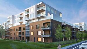NEW MODERN APARTMENTS FOR RENT - Saint-Lambert, Rive-Sud