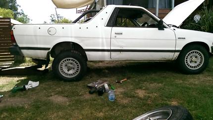 Subaru brumby