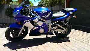Yamaha R6 2001 North Plympton West Torrens Area Preview