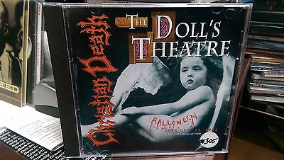 CHRISTIAN DEATH - Doll's Theatre CD Halloween Oct.31,1981 Rozz Williams Gothic