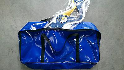 Stifneck Tasche in BLAU für die Aufbewahrung, aus PlanTex, Rettungsdienst,