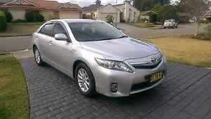 Toyota Camry Hybrid Bossley Park Fairfield Area Preview