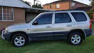 2006 Mazda Tribute Wagon Cambridge Gardens Penrith Area Preview