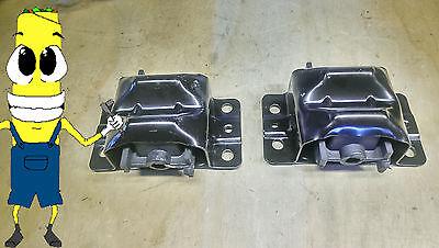 Motor Mount Kit for Pontiac Firebird 250 265 267 305 350 Engine 1973-1992 Set 2