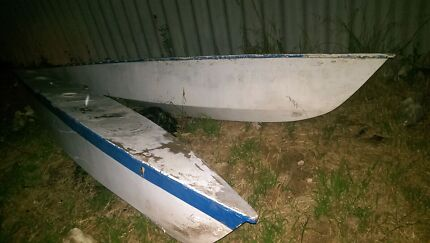 2 catamaran hulls / fish ponds ect  Clarkson Wanneroo Area Preview