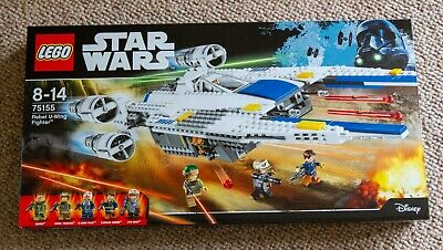 Lego Rebel U-Wing Fighter 75155 - Brand new in factory sealed box