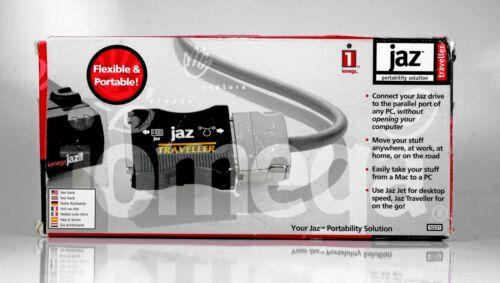 IOMEGA JAZ TRAVELLER Portability Solution 10231