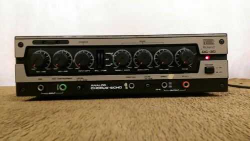 Roland DC-30 Analog Chorus-Echo. -USED-