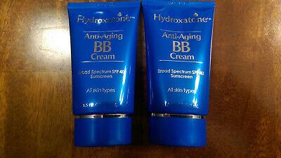 2X Hydroxatone Anti Aging BB Cream 1.5 fl oz, Broad Spectrum SPF40 Sunscreen