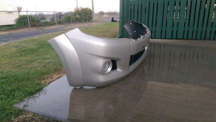 Hilux Front Bumper Thagoona Ipswich City Preview